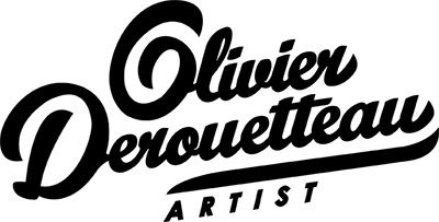Olivier Derouetteau Artist